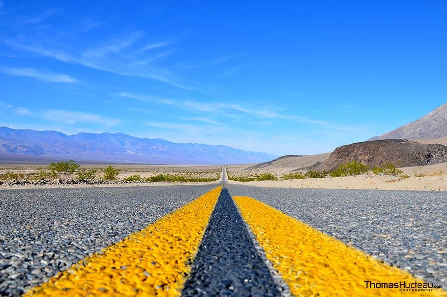 Le road-trip de Thomas aux Etats-Unis