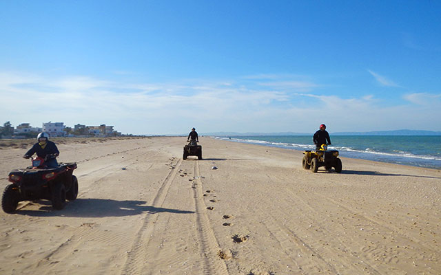 Planet Ride : Voyage quad Tunisie