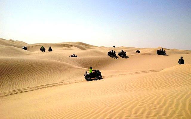 Voyage en Quad avec Planet Ride