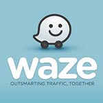 Waze Application conseillée par Planet Ride
