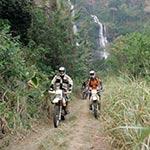 Benfora lors de votre voyage au Burkina faso en moto enduro avec Planet Ride