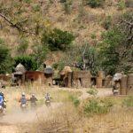 Burkina faso en moto lors de votre voyage avec Planet Ride