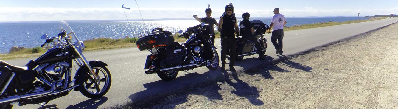 moto a cuba avec Planet Ride