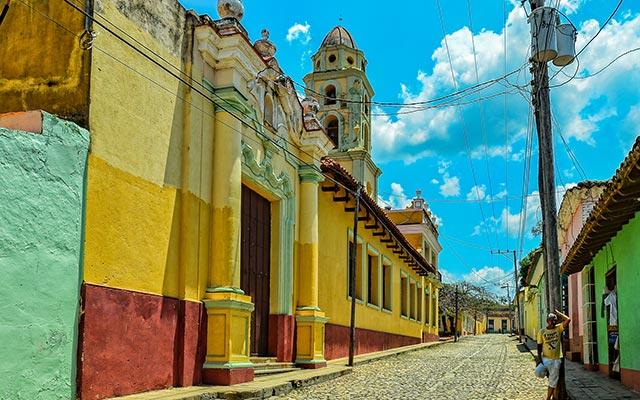 Votre voyage en Harley à Cuba avec Planet Ride