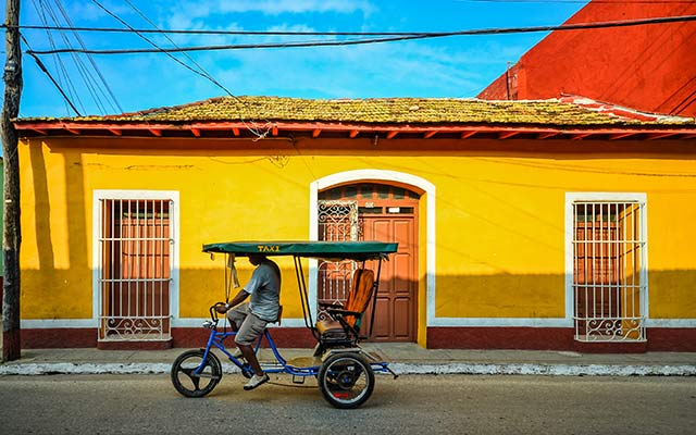 road trip à cuba avec Planet Ride
