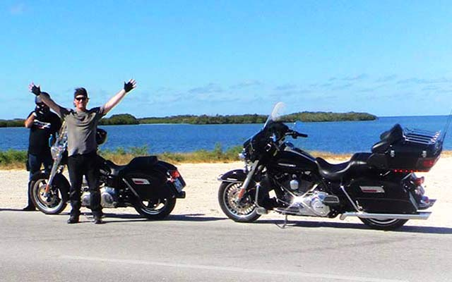 Voyage à Cuba à moto avec une agence de voyage locale