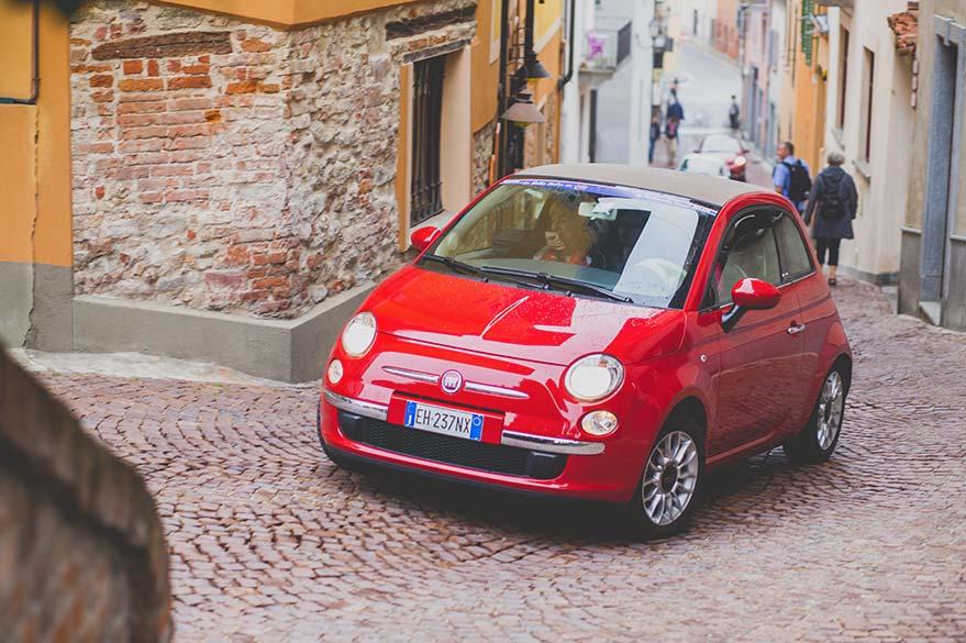 L'Italie de la Mille Miglia, lors de votre voyage en Fiat 500 avec Planet Ride