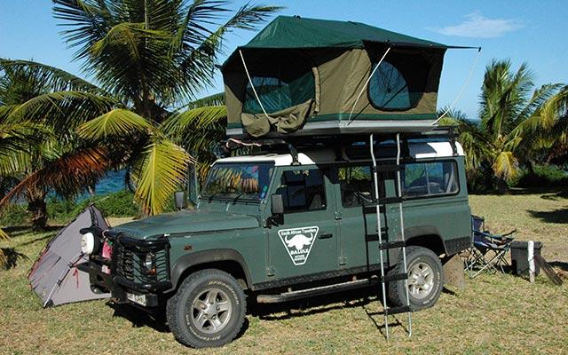 safari 4x4 tanzanie