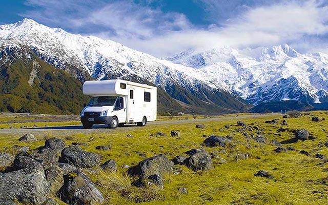 itineraire camping car nouvelle zelande