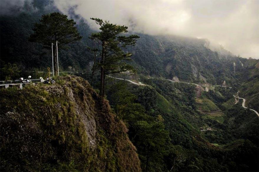 Bassang Pass, lors de votre voyage aux Philippines à moto avec Planet Ride et Philippe