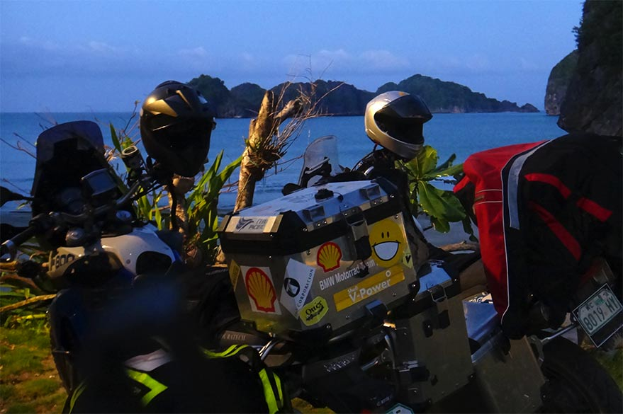 Camaroan, lors de votre voyage aux Philippines à moto avec Planet Ride et Philippe