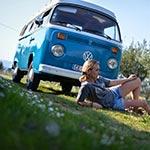 Voyage en véhicule mythique vintage avec Planet Ride France en provence