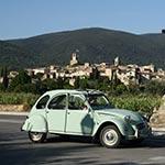 VOyage dans les villages de provence avec Planet Ride France