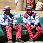 Todos santos lors de votre voyage au guatemala à moto avec planet ride