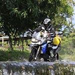Ride lors de votre voyage au guatemala à moto avec planet ride