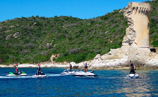 Capo Rosso lors de votre voyage en Corse avec Planet Ride