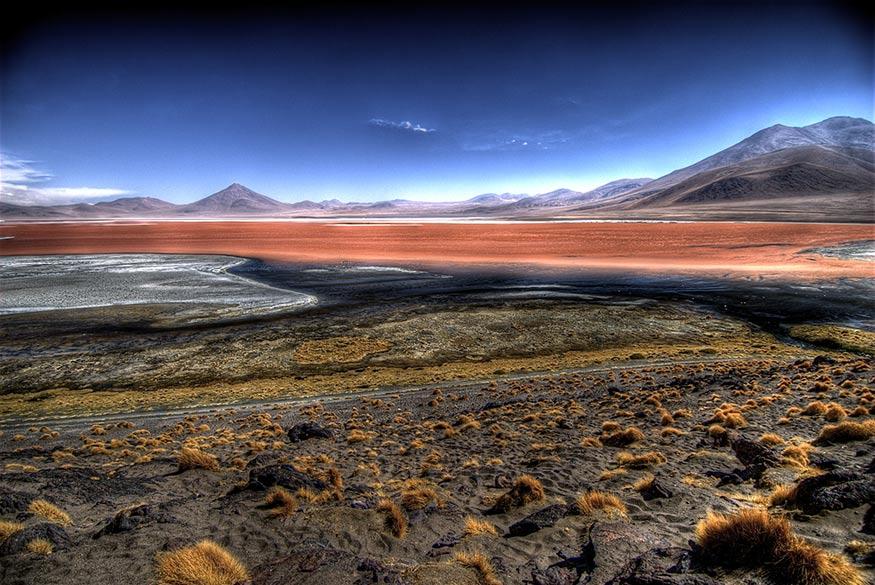 Lac de natron voyage en moto tanzanie