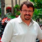 Philippe - Etats-Unis - moto
