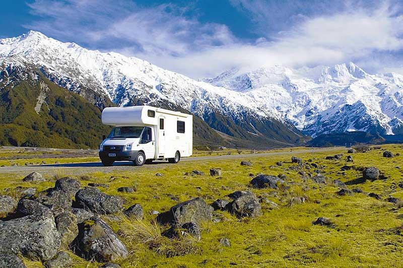 Ou aller en camping-car : Voyage en famille en camping-car en Nouvelle-Zelande