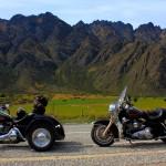 Planet Ride : Voyage en Harley en Nouvelle-Zelande