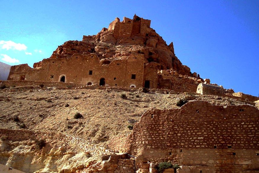 Tunisie lors de votre voyage en quad avec  Planet Ride