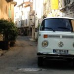 Voyage en combi vw avec PLanet Ride provence france