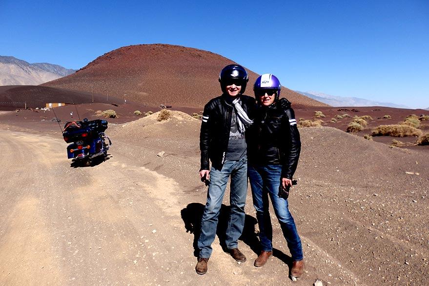 Laurent Pernelle en roadtrip moto Harley aux Etats-Unis