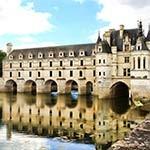 Voyage moto en France ChenonceauPlanet Ride