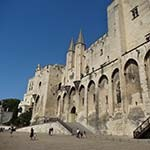 Voyage moto en France Avignon Planet Ride