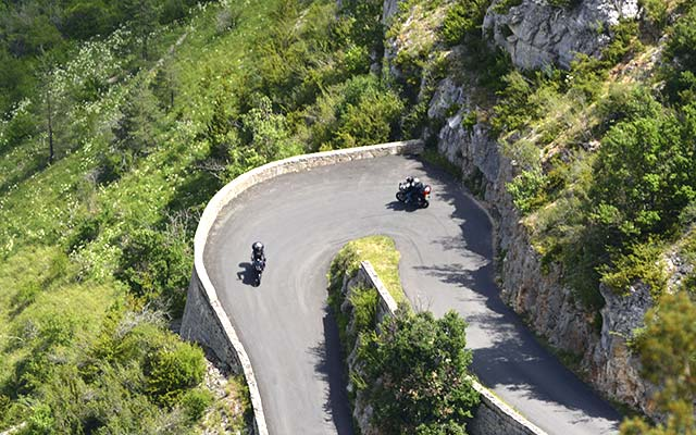 Voyage moto en France Planet Ride