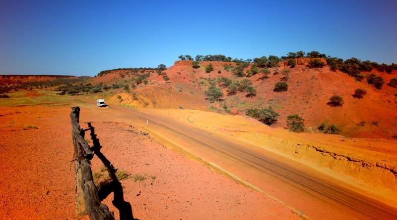 Planet Ride témoignage Jean-Michel en camping-car en Australie