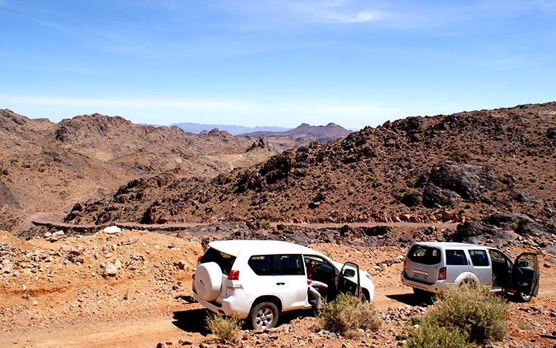 Le Maroc en 4x4 avec Planet Ride
