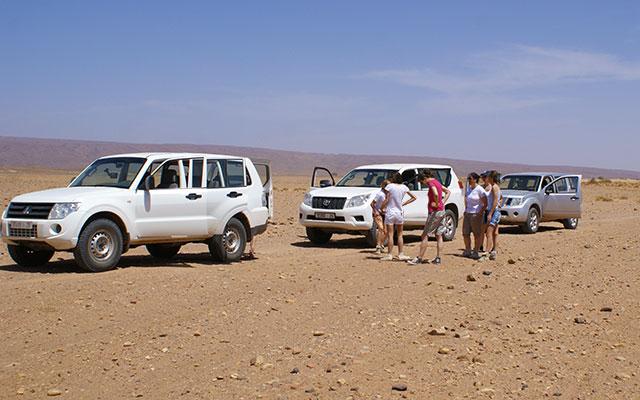 Planet Ride : Raids 4×4 Maroc