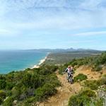 Voyage moto route en sardaigne avec Planet Ride