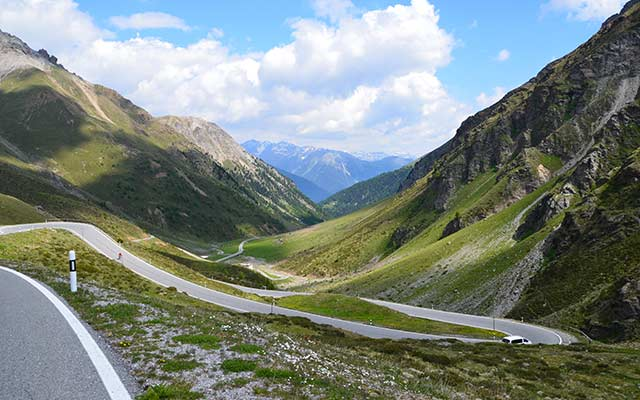 Voyage Suisse avec Planet Ride