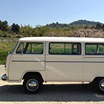 Voyage en camping-car vw avec Planet Ride en Provence
