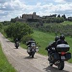 Voyage en Toscane en moto avec Planet Ride