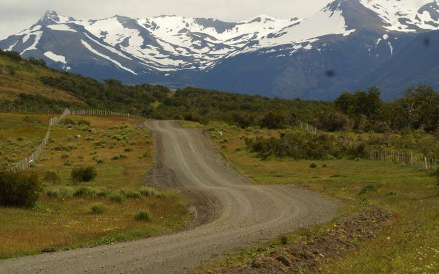patagonie en moto