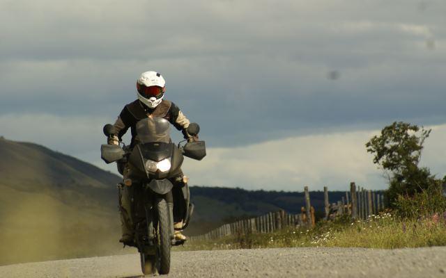 raid moto argentine