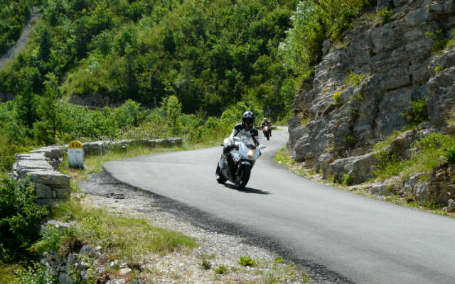 Voyage moto France Planet Ride