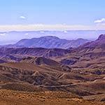 voyage moto au maroc vue