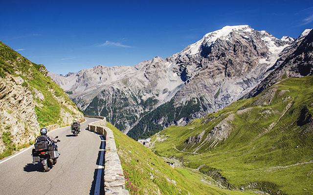 Planet Ride : Voyage à moto en Italie