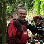Circuit enduro dans la jungle costaricaine - Partenaire Planet Ride, Voyage Costa Rica - moto