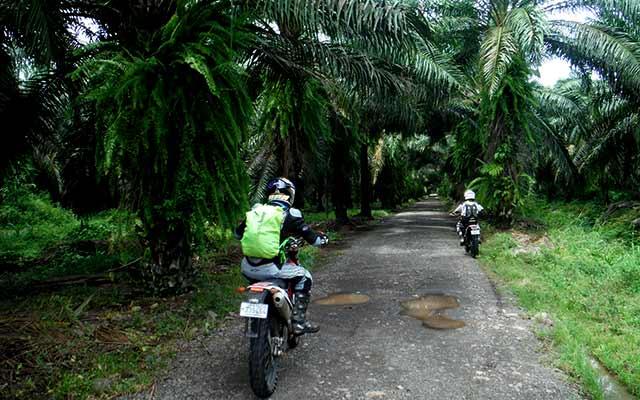 Voyage en moto enduro au Costa Rica avec Planet Ride