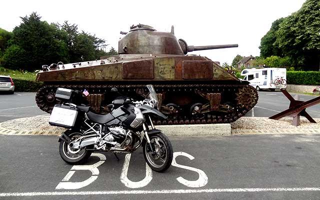 Votre voyage moto en normandie et en bretagne avec Planet Ride