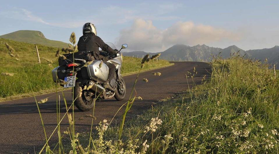 voyage à moto en Europe avec Planet Ride