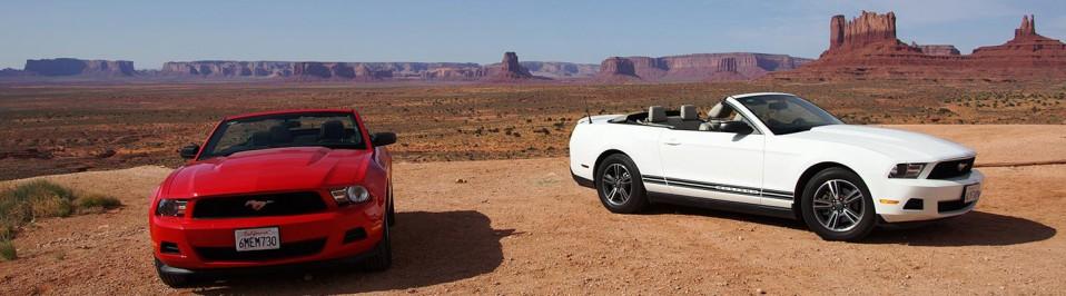 Voyage en voiture aux USA - Planet Ride - Voyage aux USA en cabriolet et muscle car