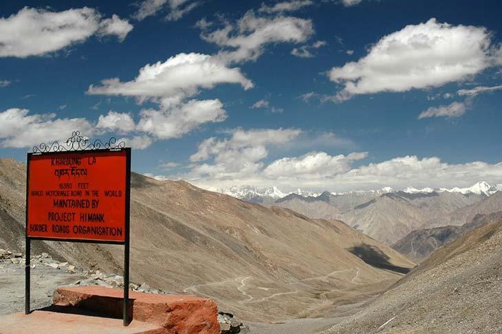Voyage à moto au Ladakh avec Planet Ride