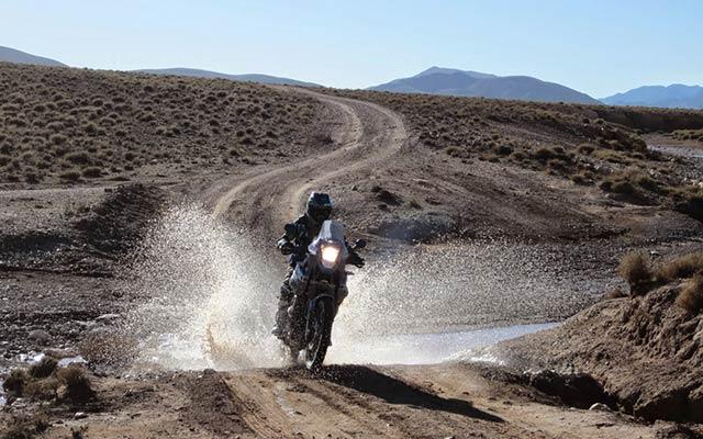 vos moto yamaha lors de votre circuit moto maroc