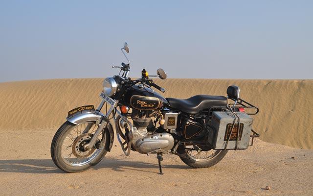 voyage moto inde au rajasthan royal enfield